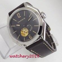 Parnis Mechanical Watches Automatic Watch Men Wristwatch Miyota Top Brand Luxury Diver Sapphire Crystal Relogio Masculino 2019 все цены