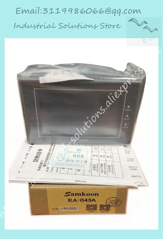 EA-043A EA 043A tactile HMI 4.3 pouces TFT 480*272 1 COM nouveau panneau tactile d'origine