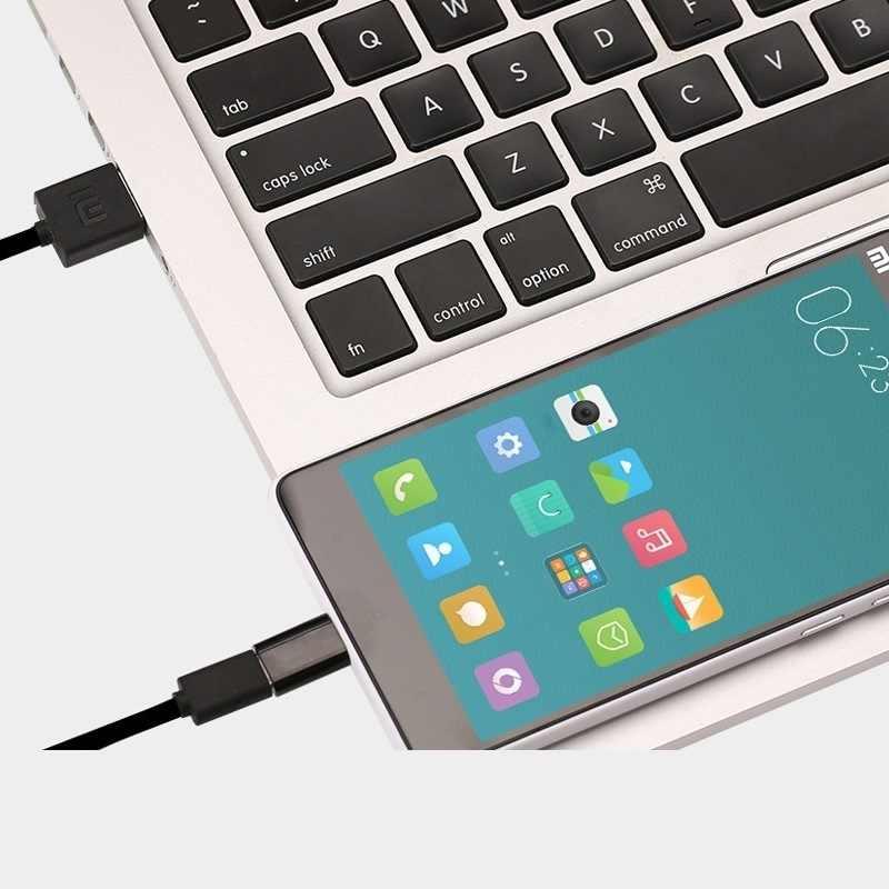 Originele Xiaomi Type C Adapter Micro Usb Naar Type-C Type C Adapter Sync Charge Micro Type C Connector voor Xiaomi 4S 4c 5 Type C
