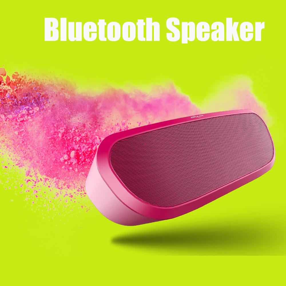 ZEALOT S9 Portable Sans Fil Bluetooth Haut-Parleur de Soutien TF Carte AUX U disque FM Haut-Parleur Extérieur Partie Boîte à Musique Pour Téléphone MP3 PC