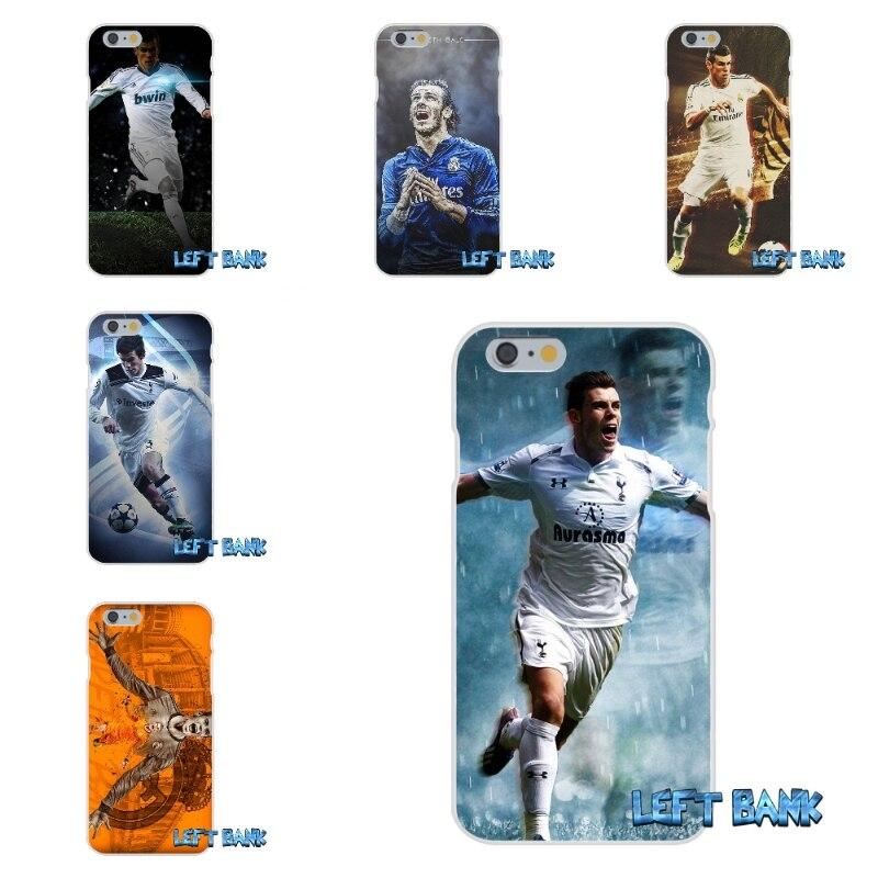 For Samsung Galaxy A3 A5 A7 J1 J2 J3 J5 J7 2016 2017 Gareth Bale 11 Soft Silicone TPU Transparent Cover Case