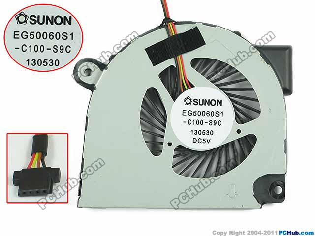 SUNON EG50060S1-C100-S9C, DC28000DJS0 DC 5V ,  Server Bare fan доска для объявлений dz 5 1 j9c 037 jndx 9 s c