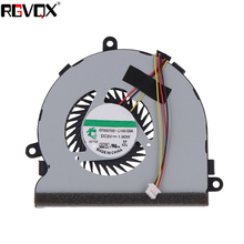 NEW Original Laptop Cooling FAN For HP Pavilion 14-G 14-S 14-R TPN-C116 For Dell Inspiron 15 15R 17 17R 3521 CPU Cooler/Radiator