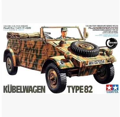 TAMIYA MODEL 35213 German Kbelwagen Type 82