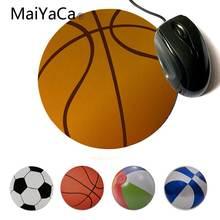 Высококачественные коврики для мыши maiyaca с Баскетбольным
