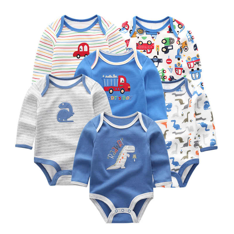 2dba1909b3fd Detail Feedback Questions about 6 PCS lot winter long sleeve newborn ...