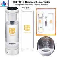 IHOOOH produttore Molecolare Effetto di Risonanza Tecnologia e SPE Idrogeno Ricco Generatore Ionizzatore Acqua Bottiglia