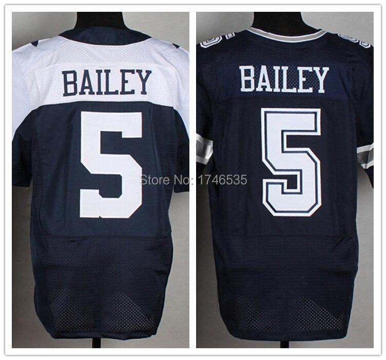 super popular 30b2a 99b78 Cheap Wholesale #5 Dan Bailey Jersey Authentic Elite Men's ...