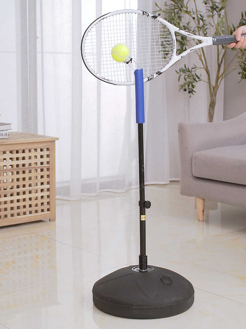 PRO Tennis Trainer Hit Training Machine Self-study Sports Tennis Racket Tennis Training Machine Raqueta Padel Tenis Aids Machine