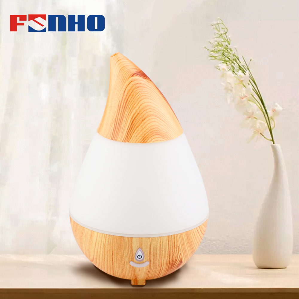 3L Ultraschall Luftbefeuchter Aroma Diffuser Aromatherapie LED-Licht Humidifier