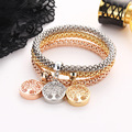 New Arrival Elegant Evergreen The Tree of Life Style Bling Charms Bracelets For Woman Accessory Lucky Product