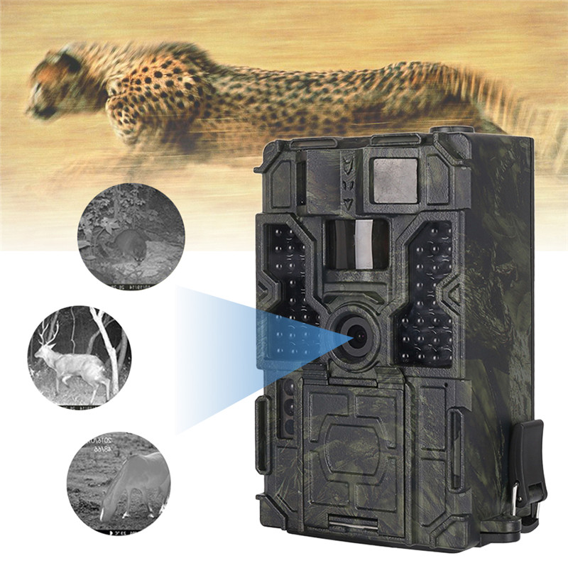 LW16M Wide Angle Exposure Remote Control Trail Hunting Camera Night Vision with USB Cable Wildlife Scouting for Outdoor HuntingLW16M Wide Angle Exposure Remote Control Trail Hunting Camera Night Vision with USB Cable Wildlife Scouting for Outdoor Hunting