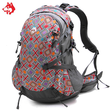 Brand 32L Outdoor Sports Hiking Walking Backpacks Bag For Mochila Camping Climbing Cycling Travel Backpack Bags Rucksack
