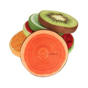 32*32*5CM 3D Fruit Home Sofa P