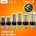SMD 5736 Lampada LED Lamp E27 220V 3W 4W 5W 7W 8W 12W 15W Spotlight E14 Bombillas LED Bulb E27 Spot Lamparas LED Light Christmas