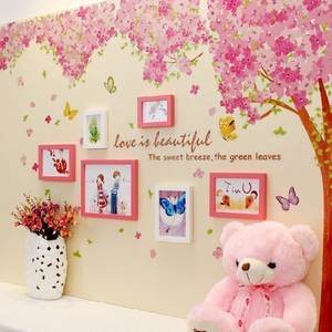 ZOOYOO Wall Sticker Vinyl Decal Bedroom Decorative