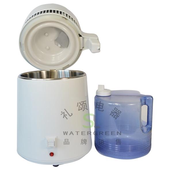 Stainless Steel Water Distiller Machine Water Purifier 4L household water distiller beer moonshine distiller