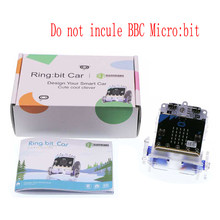 BBC micro:bit car Ringbit car Expansion Module board kit(China)