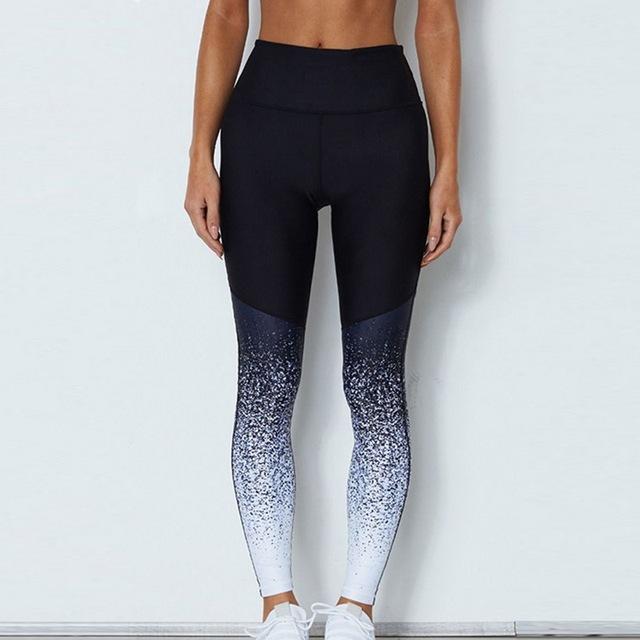 Vertvie Sport Pants Compression Tights Female Slim Sports Clothing Women Yoga Pants  Leggings Fitness Yoga Running Tights 2018