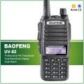 Brand New 100% Factory Authorized Brand New BAOFENG UV-82 Dual Band UHF/VHF136-174/400-520MHz 2-Way Radio+Double PTT Headset