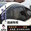 4Pc for Dodge Journey Windows visor rain guard