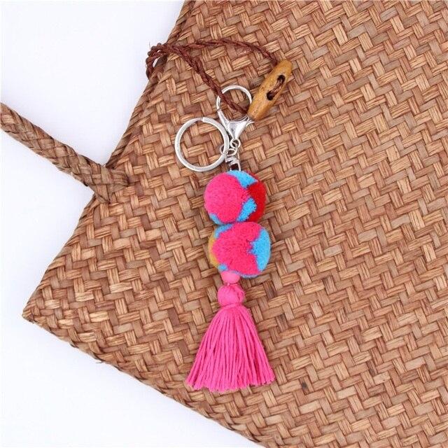 Купить брелок для ключей naomy & zp женский милый металлический аксессуар