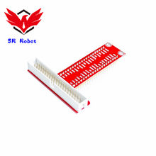 40 Pin T Type GPIO Adapter Expansion Board For Raspberry Pi 3/2 Model B/B+/A+/Zero Rpi Part Accessory Toy(China)