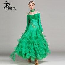 women's ballroom skirts/ women competition standard dance dress new style ballroom waltz dress tango fringe skirt