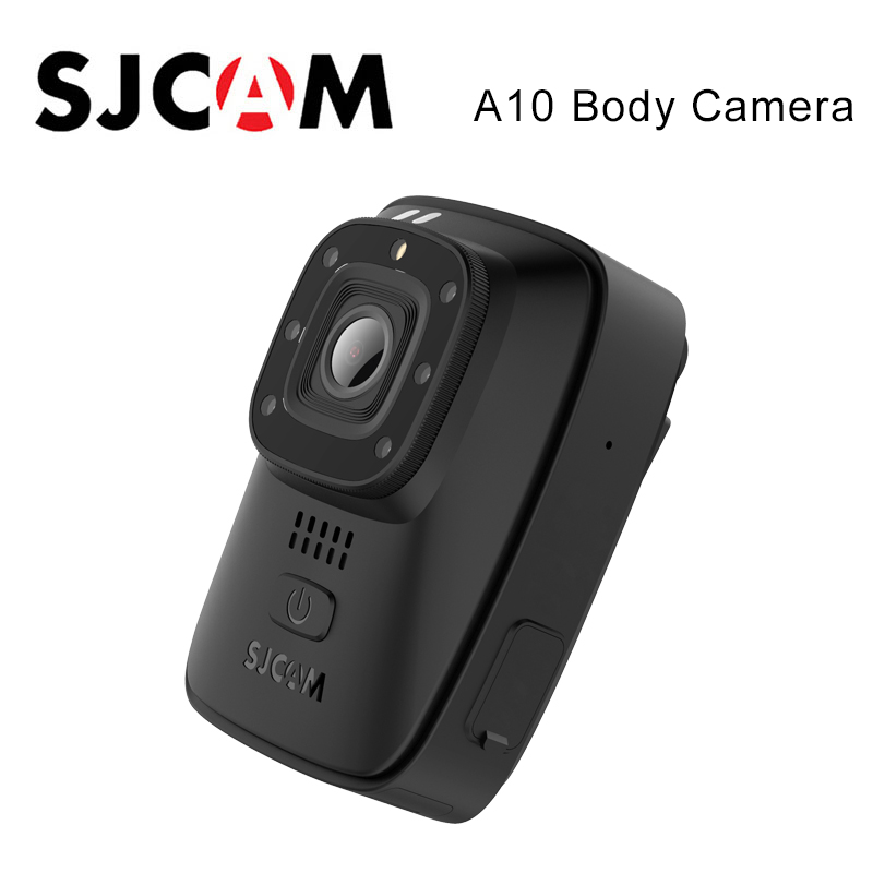 все цены на Original SJCAM A10 Portable Body Camera Wearable Infrared Security Camera IR-Cut Night Vision Laser Positioning Action Camera онлайн