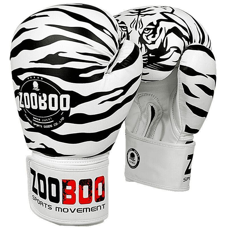 Kick-Boxing-Gloves MMA Muay-Thai Professional Women Man Luva-De-Box Adult-Size