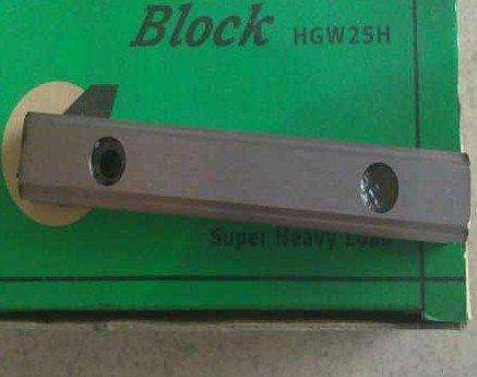 1250mm  linear guide rail   HGR20  HIWIN  from  Taiwan free shipping to france hiwin from taiwan linear guide rail