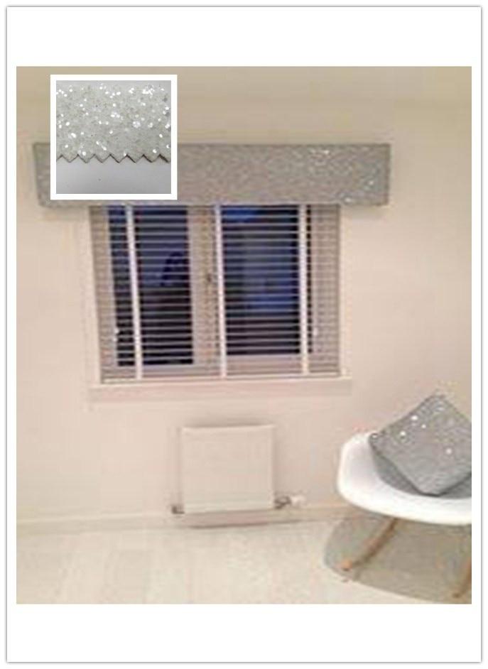 Buy free shipping good design snow white for Glitter bathroom wallpaper
