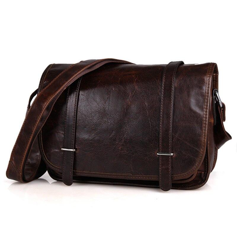 Women messenger bags vintage genuine leather bag ladies women leather quality shoulder bag women crossbody #M3118