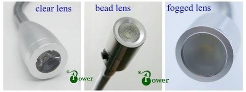 Lâmpadas de Parede v 220 v 1 w Material : Alumínio