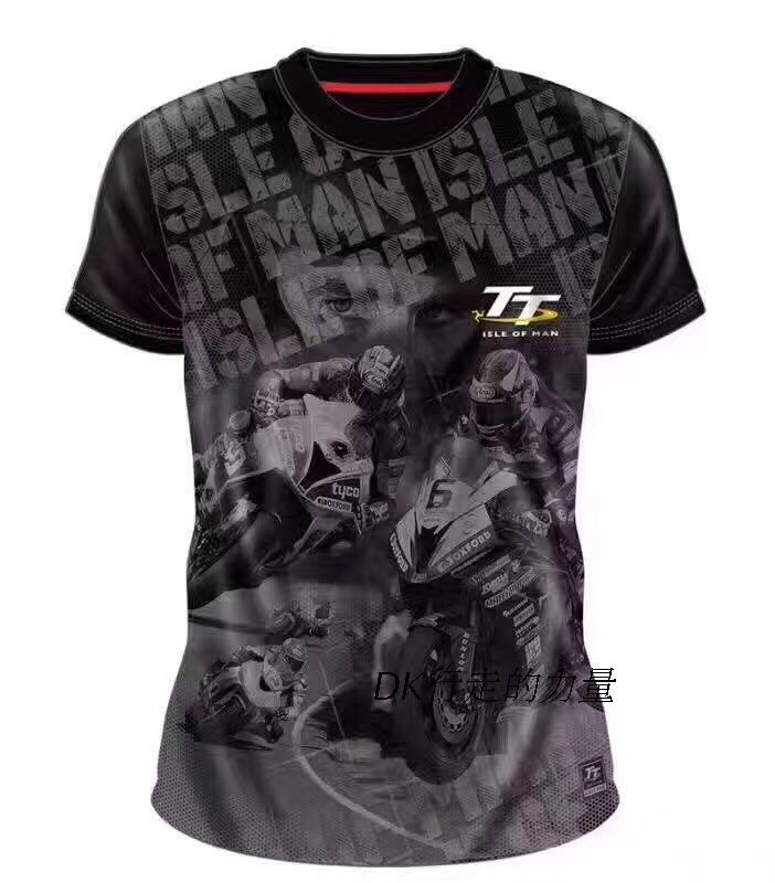 af739010d MOTO GP CORRIDA TT ILHA DE MAN Juventude Negra/Hi Vis-Elemento camisetas  Racewear