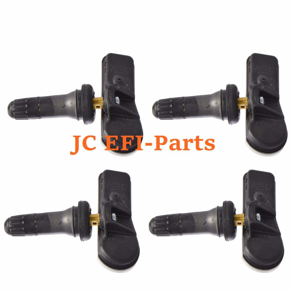 GANGLE BRAND NEW 4 X TPMS For 2016-2018 Hyundai Creta IX25 Tire Pressure Monitor SENSOR <font><b>52933</b></font>-<font><b>C1100</b></font> <font><b>52933</b></font> <font><b>C1100</b></font> 52933C1100 image
