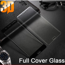 9H 3D Tempered Glass for Nokia 6 3 8 5 LCD Hard Curved Full Screen Protector Coverage for Nokia 6 5 3 8 2017 Protective Film