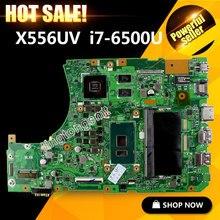For ASUS X556U X556UV X556UV X556UB X556UR Motherboard CPU i7-6500U REV:3.0 GeForce 920M 2GB 100% tested