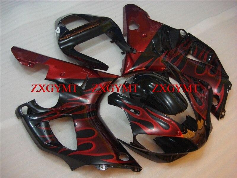 Fairings for YZF R1 2000 - 2001 Abs Fairing YZF R1 2000 Black Red Frame Abs Fairing YZF1000 R1 00Fairings for YZF R1 2000 - 2001 Abs Fairing YZF R1 2000 Black Red Frame Abs Fairing YZF1000 R1 00