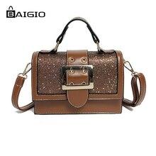 Leather Shoulder Bag For Women 2018