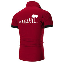 Moda Masculina Camisa Polo Masculina Masculino Camisas Polo Gola Top Quality Summer Short Sleeve Solid Color Business Casual 2015 masculina