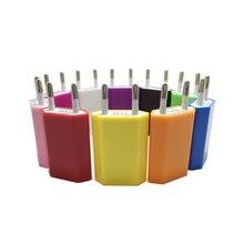 Powstro Mobile Phone Charger EU Plug USB Wall Charg