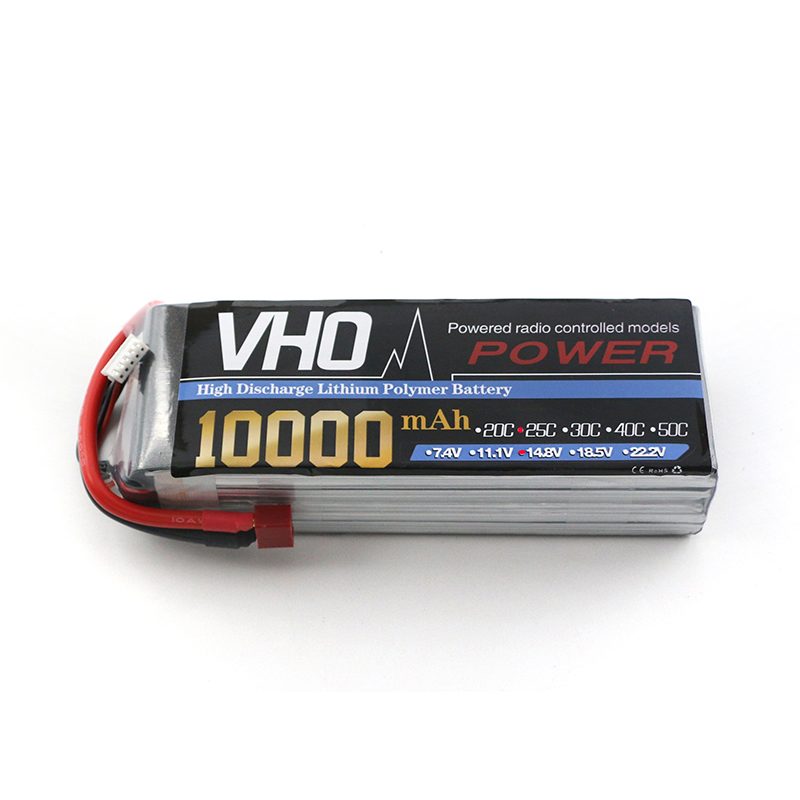 россия платье s 25 max VHO 14.8V 4s Lipo battery 10000mAh 30C max 25C Xpower XT60/T/ EC5/XT90 plug for rc drone Helicopter Airplane parts