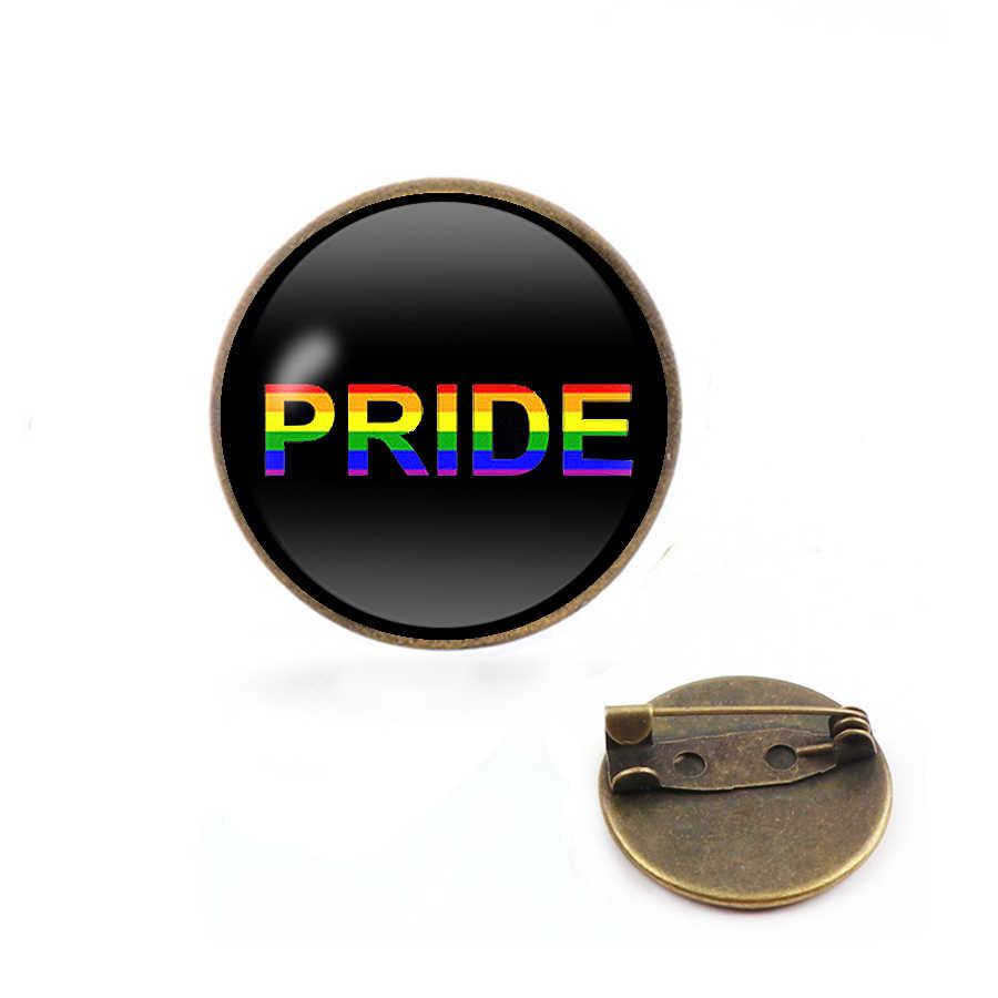 28 สไตล์ใหม่มาถึงโลหะอัญมณีแก้วเกย์ Pride Rainbow เข็มกลัด Pin Anti - discrimination Badge ของเล่นเด็ก Avengers 3 Thanos
