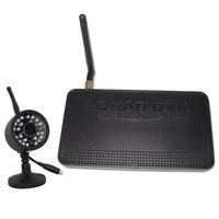 2.4Ghz Digital Signal Wireless IR Night Vision Baby Monitor