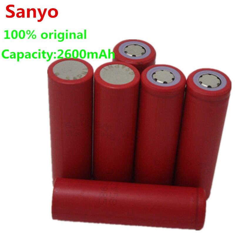 Аккумулятор 6 . /sanyo18650