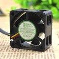 Entrega gratuita. DFB402024M 4 cm 3 línea de 24 v 1.9 W ventilador inversor ventilador 4020 servidor