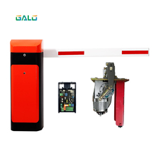 Parking Lot Control Vehicle Entry Lane Exit Lane Barrier Gate Automatic Traffic Car Road Boom Barrier Gate Motor