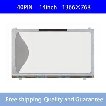 Laptop led screen LTN140AT21 LTN140AT17 LTN140AT21-601 LTN140AT21-T01 LTN140AT21-002 for Samsung 300e4a SF410 LCD Display matrix
