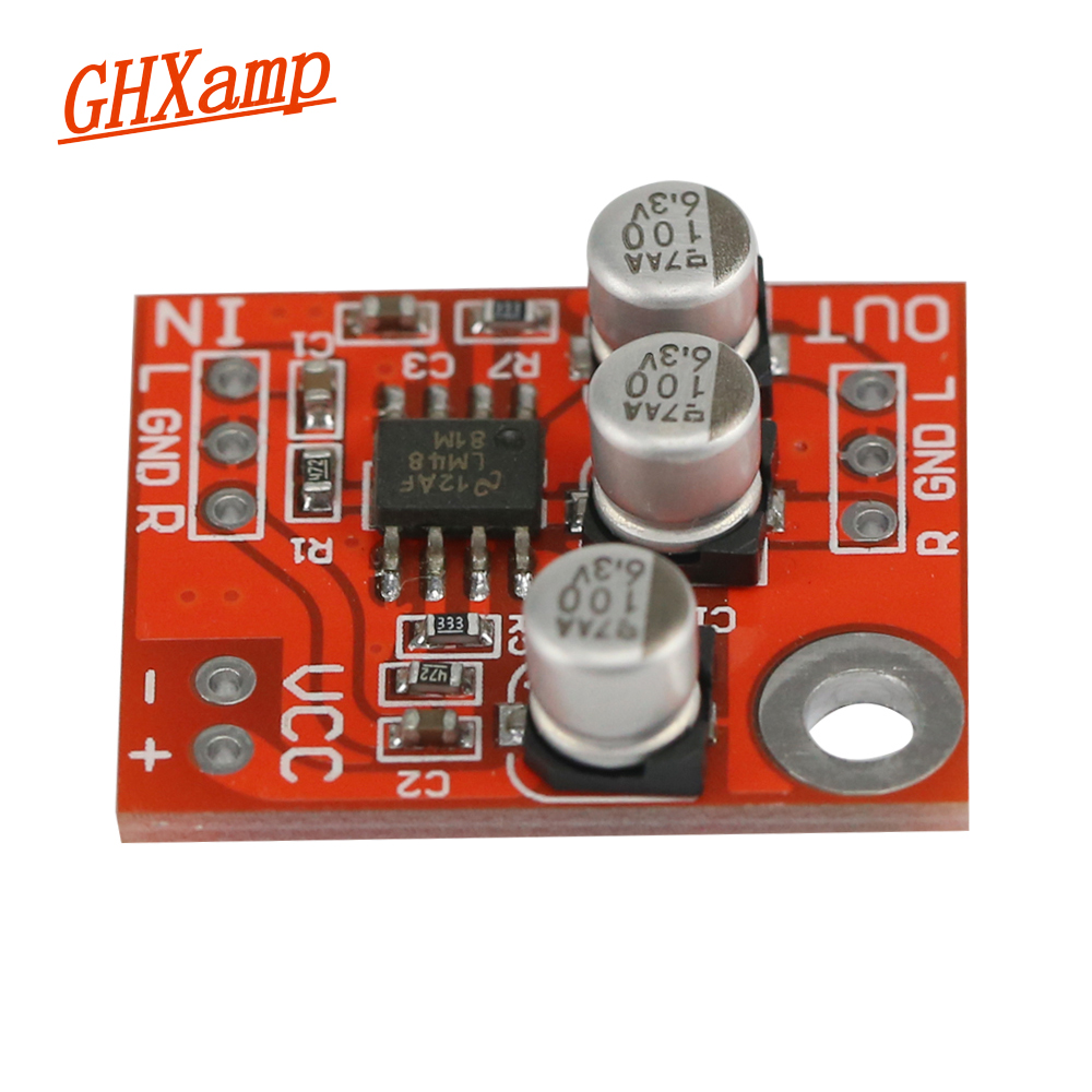 Schematic Tda1308 Class Ab Stereo Headphone Driver Audio 18w Amplifier Circuit Using Ha13118 Ghxamp Lm4881 Headset Board Mini Preamplifier Amplifiers 27 55v 25
